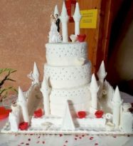 Wedding cake patisserie toulouse